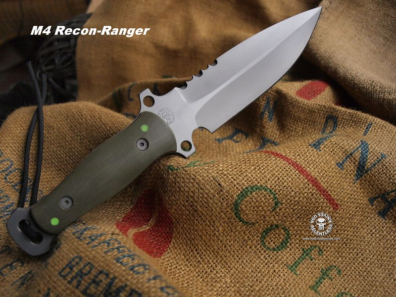Relentless Knives M4 Recon Ranger