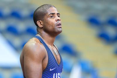 72kg: Jamel Johnson