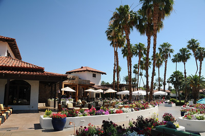 Rancho Las Palmas at Rancho Mirage April 2014