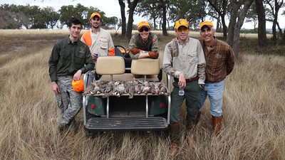 El Mileno Ranch 12-22-2012 Round Two