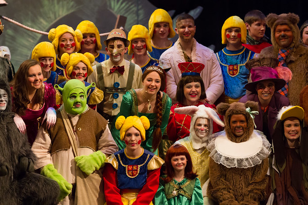 HHS Spring Musical Shrek 2015