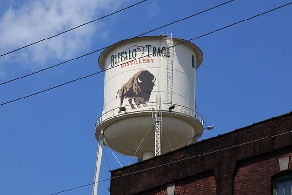 Buffalo Trace Distillery - Frankford, KY