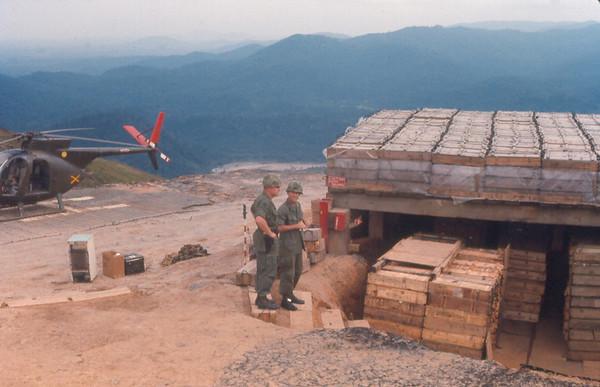 70-71 Vietnam Del Campbell Photos