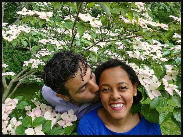 Mayana and Shay