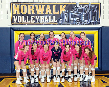 Varsity / Volley for the Cure -- Clyde