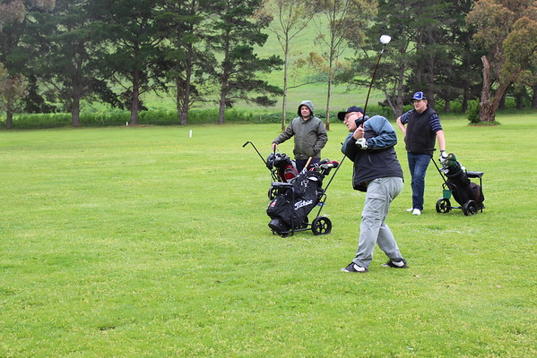 2016 Victorian Charity Golf Day