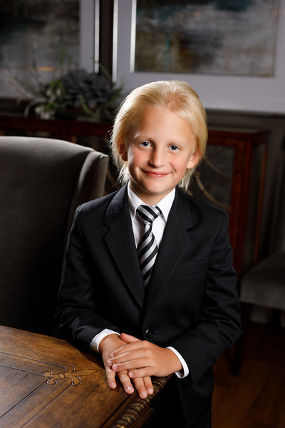 8.28 Cooper's First Communion