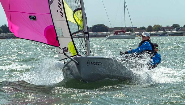 Youth  Race Week Sailing