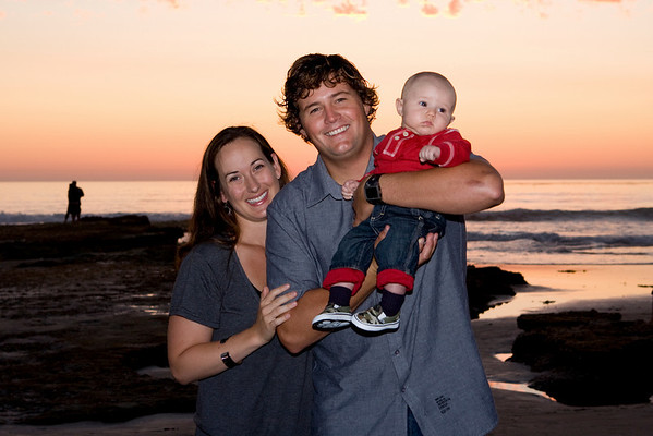 Wales Family (beach)