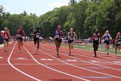 Girls 100m Dash