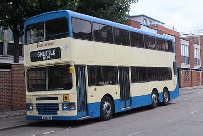 Chelmsford Festival Shuttle Buses