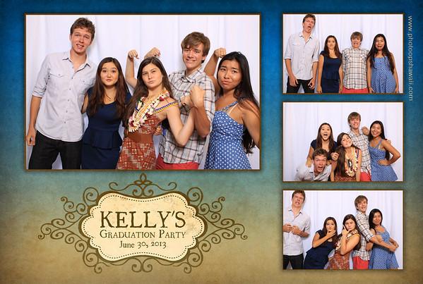 Kelly's Grad Party (Fusion Portraits)