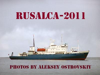 RUSALCA 2011 Ostrovskiy Photos
