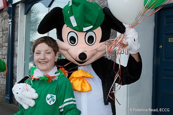 St. Patrick's Day Parade, Midleton - 17/03/15