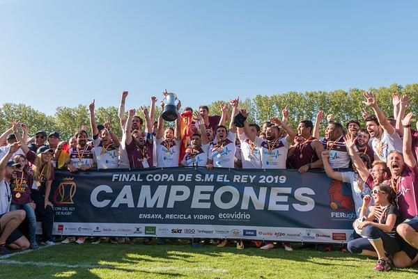 20190427 Final Copa del Rey - Alcobendas Barcelona