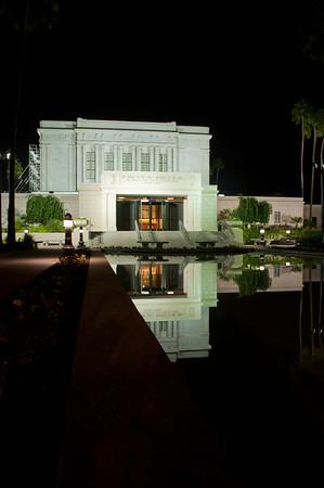 Mormon Temple (Mesa, AZ)