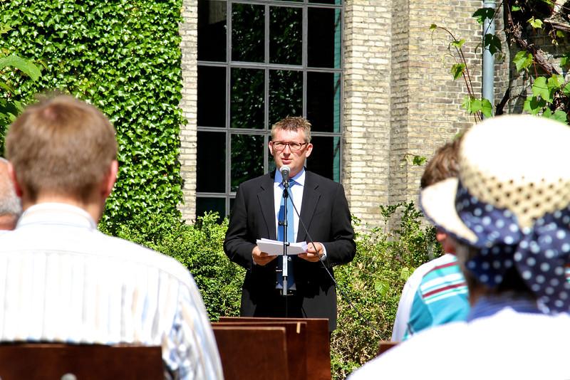 Undervisningsminister Troels Lund-Poulsen