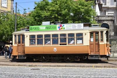 Portuguese trams