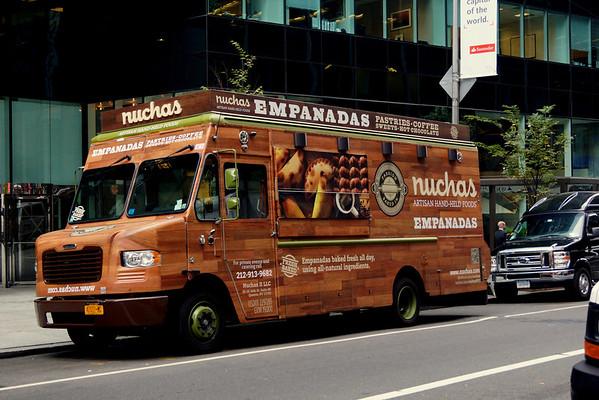 Food -Carts & Trucks