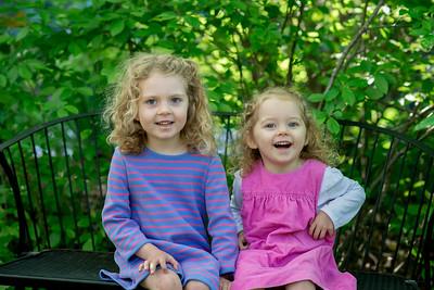 Hannah and Quinn B