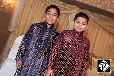 Zain and Saif's Aameen