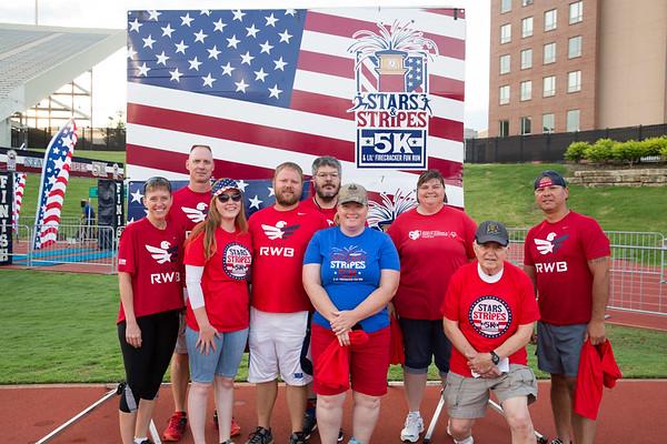 Stars and Stripes 5K Wichita 2017