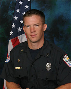 Volusa County, Florida Firefighter John Curry