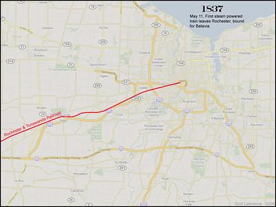 Rochester-Railroads