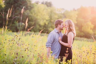 Colton + Bri | Engagement