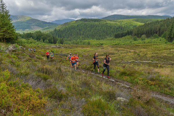 Trail Marathon Wales - Half Marathon