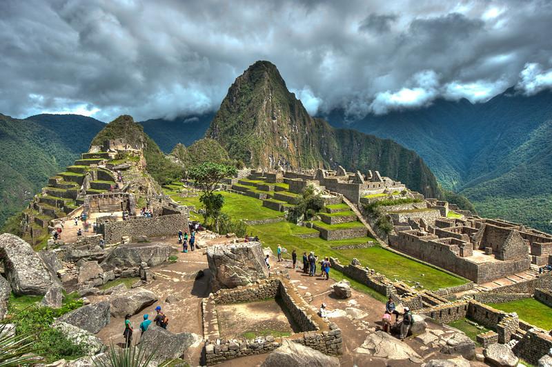 Macha Picchu / Peru