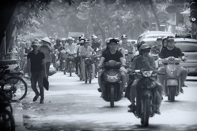 Vietnam in Black and White