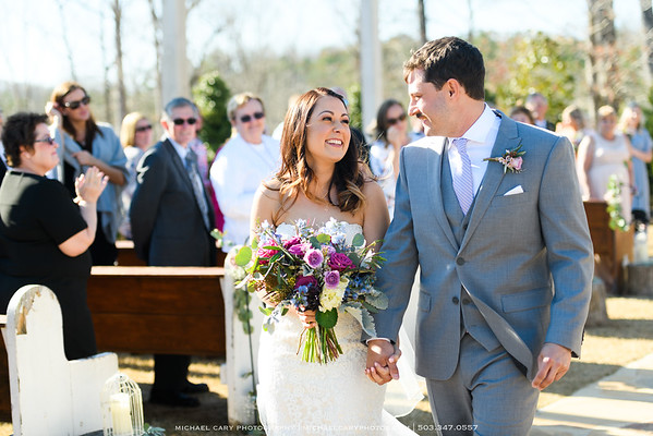 Married: Alex & Amanda, 3.22.2019