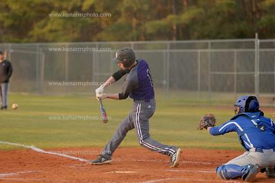West Bladen 19 St Pauls baseball