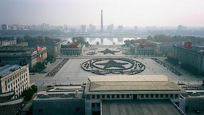 North Korea 2002