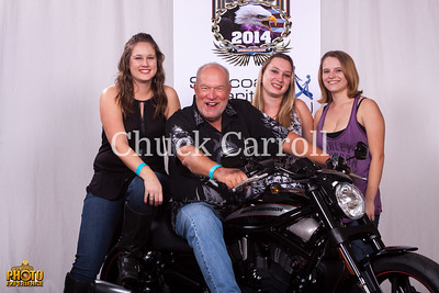 Thunder by the Bay - Born To Be Wild Kickoff Party -  Hyatt Regency Sarasota - 1-10-2014 - Bike Portraits