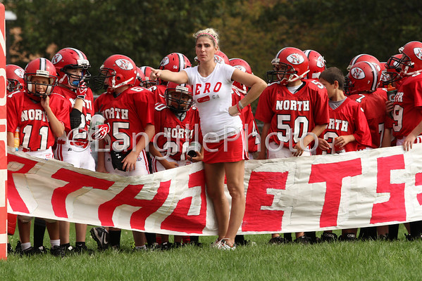 North Attleboro Jets vs Foxboro 2011