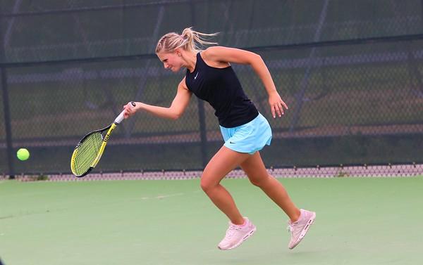 2021 Girls Tennis Regional at Northridge - 5/25 and 5/26/21