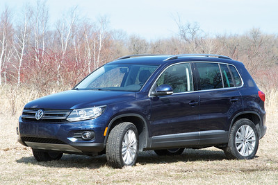 2013 VW Tiguan SE 4Motion