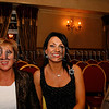 These ladies really enjoyed the fashion show, 07W13N62
