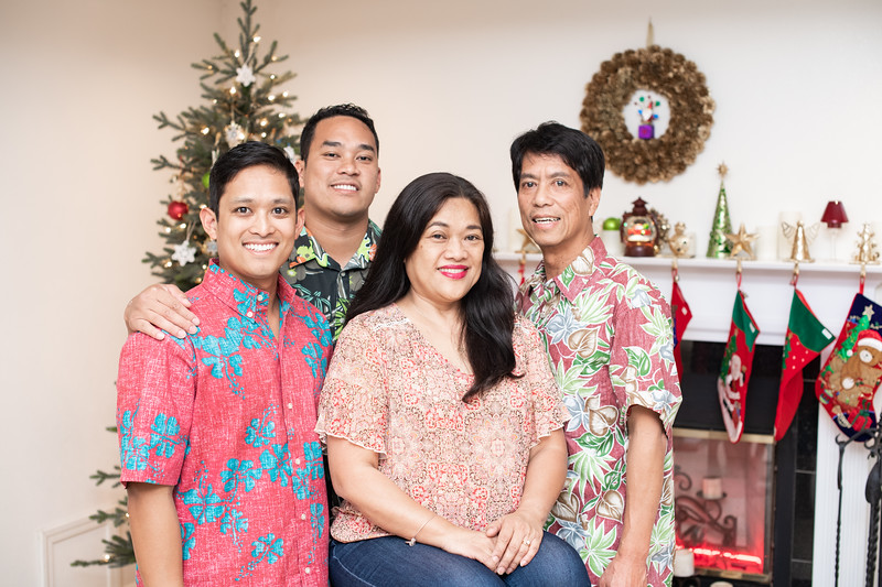 Christmas Family Photos 2018