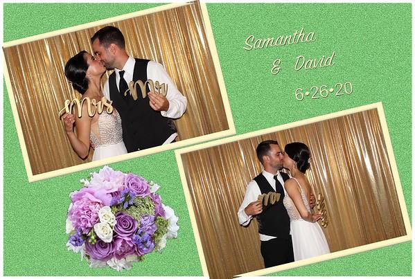 2020  06-26  Samantha & David