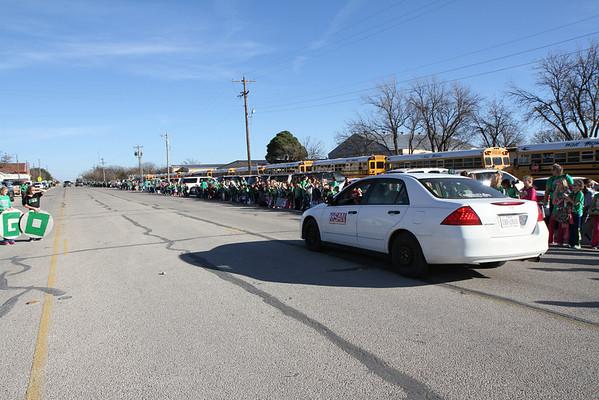 2013-Dec-18 State Pep Rally & Send Off