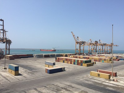 Hodeidah Port