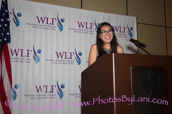 Women Leaders Forum Scholarship Luncheon 5/19/17