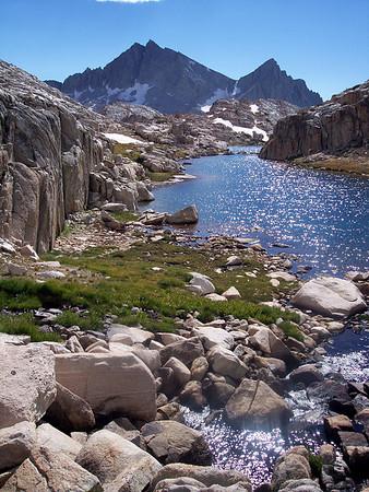 Aug. 2006 - Bear Lakes Back Pack