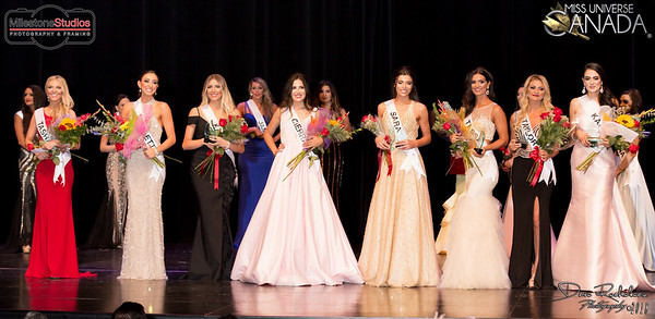 Miss Universe Pageant Western Ontario 2018