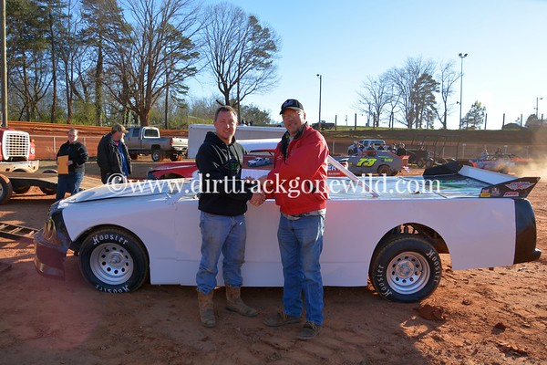 Toccoa Raceway March 14th 2018