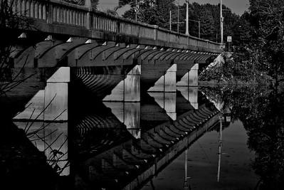 Reflection in Tar