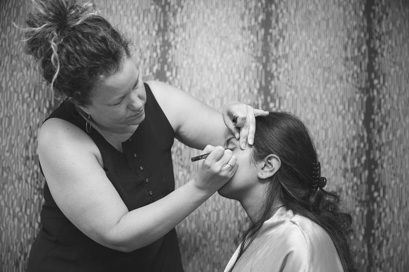LeCapeWeddings Chicago Photographer - Renu and Ryan - Hilton Oakbrook Hills Indian Wedding -  39.jpg